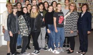Abschlussklasse 3af - Fachschule für wirtschaftliche Berufe Biedermannsdorf