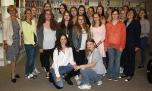 Abschlussklasse 3bf - Fachschule für wirtschaftliche Berufe Biedermannsdorf